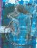 Zuversicht in blau