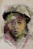 Junge aus Tibet