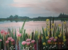 Blühendes  Ufer