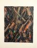 komposition lasural 60 x 50 cm