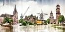 Papenburg Stadtansicht Emsland